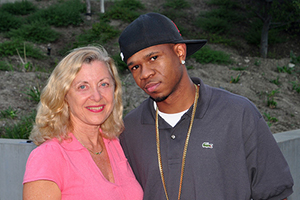 Meeting Chamillionaire