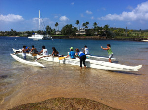 Getting Newbies Started With Paddling photo by Linda Sherman