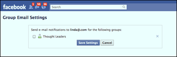 Group-email-settings-specific