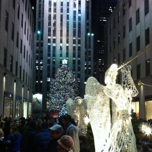 Rockefeller Center Congenial Havoc