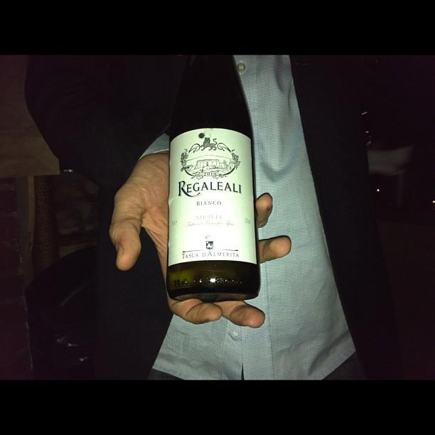Regaleali Sicilian Wine