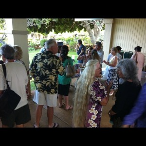 After hours Kauai Chamber sponsored by Papalani Gelato