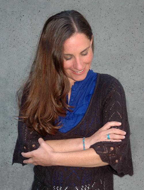 Rachel Sarah Wearing Singelringen