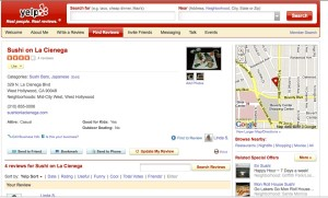 Yelp – Cross Platform Friend Find Requested