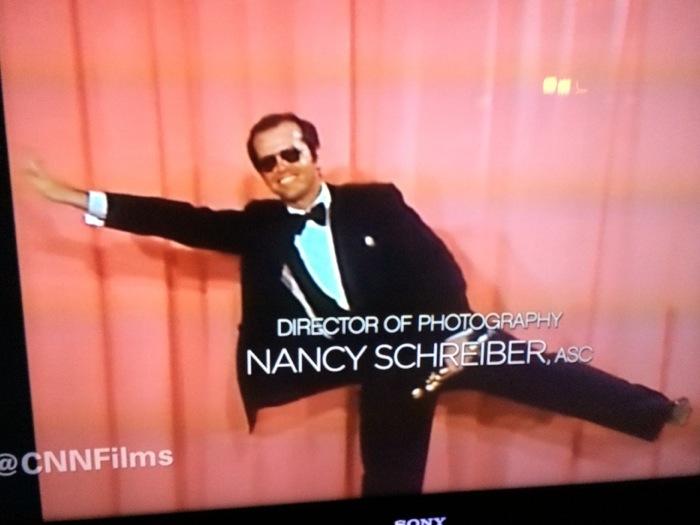Nancy Schreiber Director of Photography