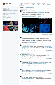 Tweets Only Default on 2014 Twitter Redesign