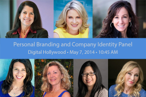 Personal Branding and Company Identity Digital Hollywood Transcript