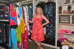 Julie at Pineapple Boutique