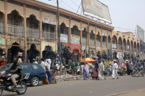 Retail Shops in Nigeria - photo by Ray Gordon