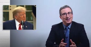 John Oliver Explains OAN on Last Week Tonight
